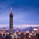 Taipei 101, Taiwan, Cina