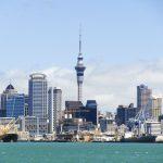 Sky Tower, Auckland, Nuova Zelanda